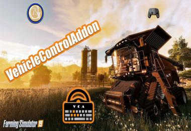 Vehicle Control Addon v0.1.0.7