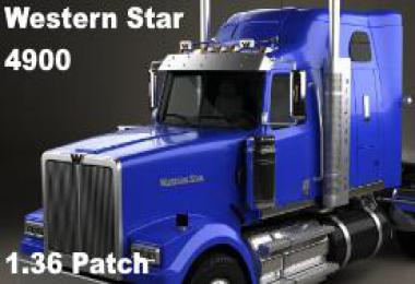 Western Star 4900FA 1.36