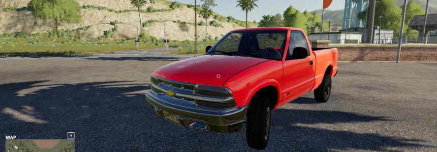 Chevrolet S10 v1.0.0.0