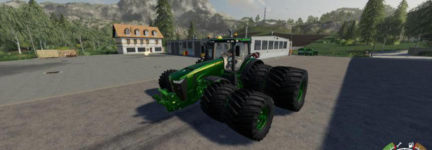 FS19 Eagle355th John Deere 8R v1.0