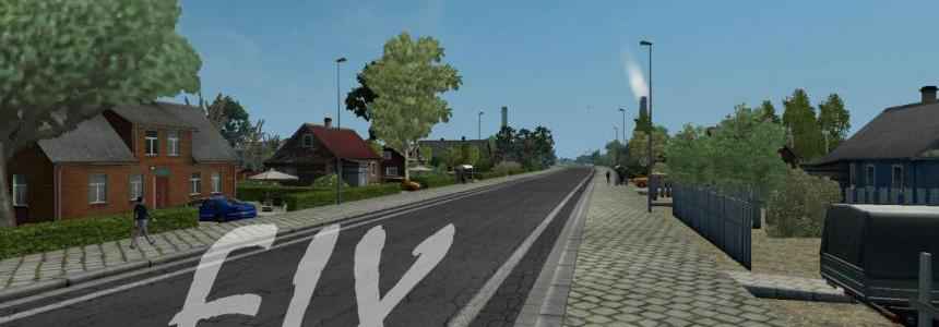 Fix for the map Road to Aral - A Great step v1.0