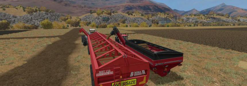 BROMAR MBT 150 MOTHER BIN v1.0
