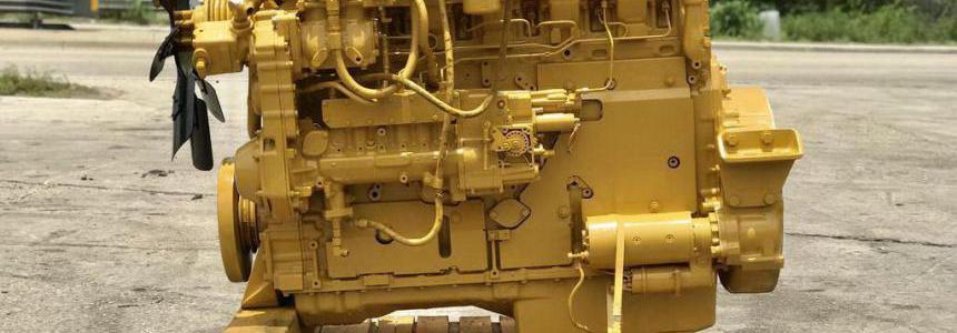 Cat 3406E SP Engines Pack v1.0 1.37.x