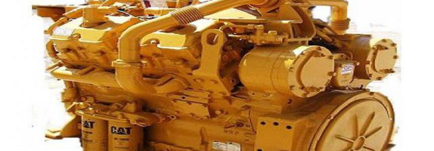 Cat 3408 Engines Pack v1.0 1.37.x