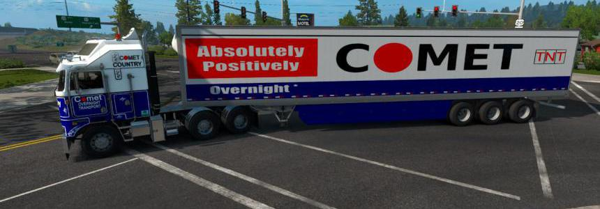 COMET Overnight Transport v1.0