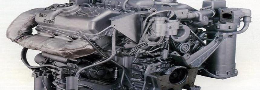 Detroit Diesel V71 Engine Pack 1.37