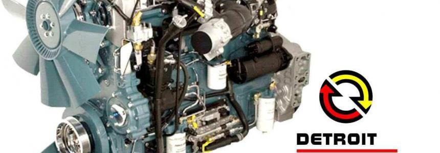 Detroit Series 60 Engines Pack v1.0 1.37.x