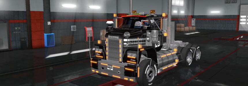 Dodge CNT-900 1.36 - 1.37