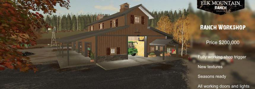 Elk Mountain Ranch Workshop v1.0
