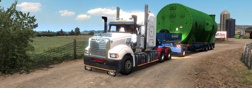 Ets2 Special Transport Dlc For Ats V1.0