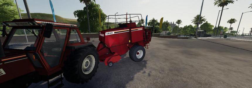 Fiatagri Hesston 4900 v1.0.0.0