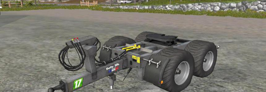 FS17 Krampe Dolly 30L By BOB51160 v1.0