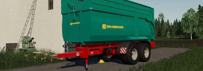 Grabmeier Muldenkipper v2.5