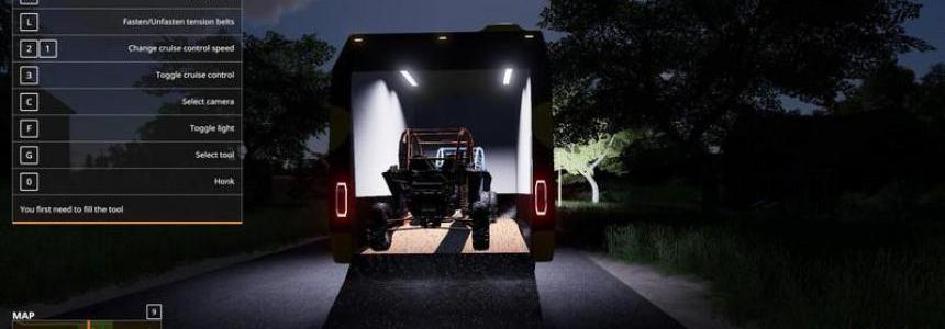 Grizzly Creek Toy Hauler v1.2.1.0