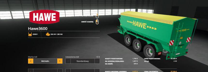 Hawe ULW 3600 v1.0