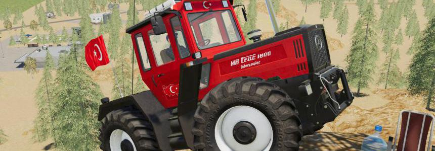 Mercedes Benz Traktor Paketi v2.0