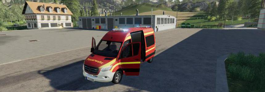 Mercedes Sprinter VS30 ELW v1.0.0.0