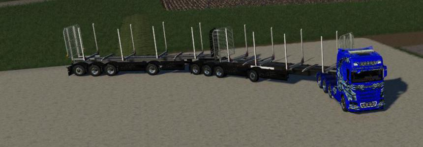Roadtrain Logs v1.7