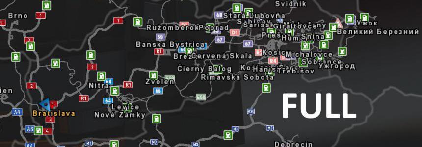 SVK MAP by KimiSlimi V23 1.36 DEMO