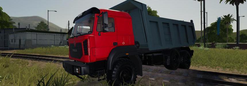 Ural-6370K Scoop v2.0
