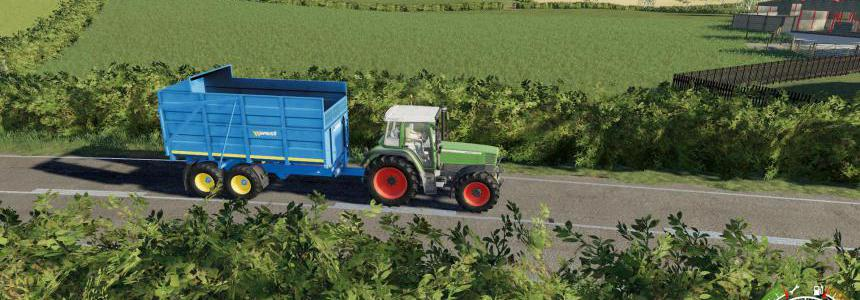 West Trailer pack v1.0.0.0