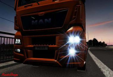 Update MAN TGX Fog Lights 1.36.x