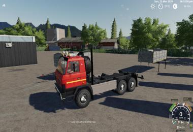 Tatra 815 Agro v1.2.0.0