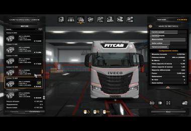 ADDONS FOR IVECO S-WAY v1.0