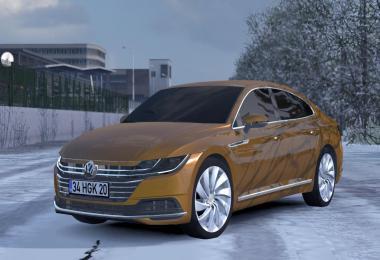 [ATS] VW Arteon & Passat v1.1 1.36.x