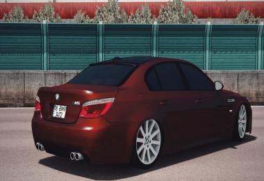 BMW 5 Series E60 1.36.x