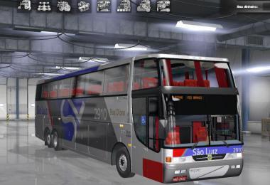 Busscar Jum Buss 400P - Volvo B12B 1.36.x