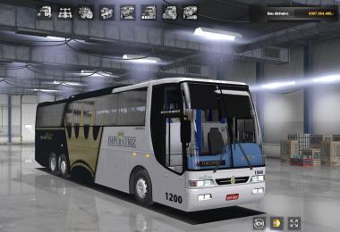 Busscar Vissta Buss - Mercedes Benz O-400RSD ATS & ETS2 1.36.x