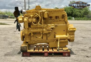 Cat 3406E SP Engines Pack v1.0 1.37.x