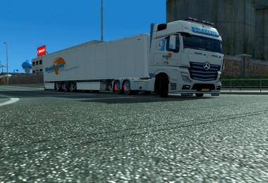 COMBO KOLAREVIC SKINS FOR ACTROS MP4 1.36.x