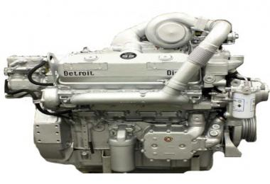 Detroit Diesel 8V92 Engine Pack 1.37