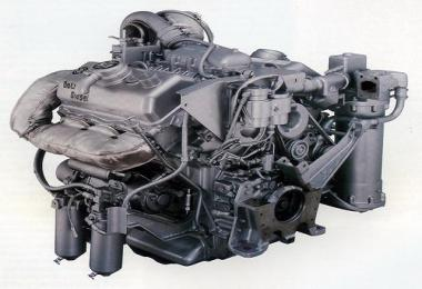 Detroit Diesel V71 Engine Pack 1.37