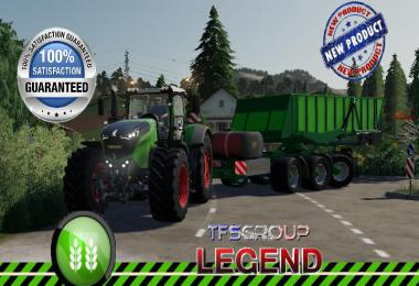 FENDT BIG OVERLOADING TRAILER v1.0.0.3