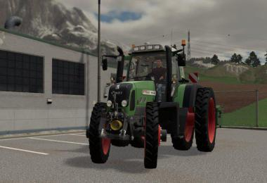 Fendt Favorit Vario 800 Tms v1.2