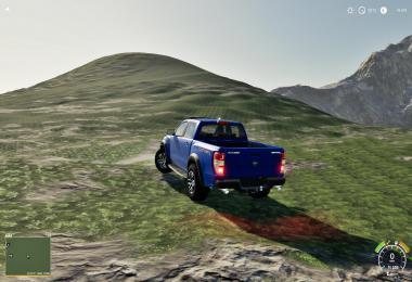Ford Ranger Raptor 2019 LHD FS19 v1.1