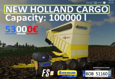 New HOLLAND CARGO By BOB51160 v1.0.0.2