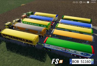 Pack3 2 Trailers Dump By BOB51160 v2.0