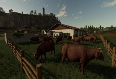German Cow Barn v1.1.0.0