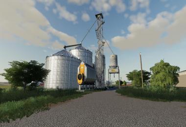 GSI Grain Storage Bins v1.0