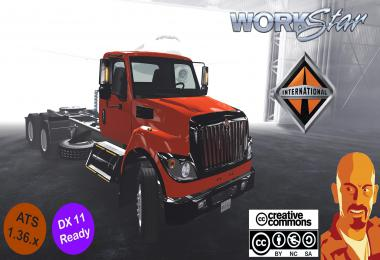 INTERNATIONAL WORKSTAR REWORKED ATS 1.36.x