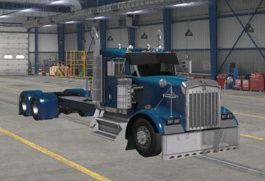 Kenworth W900 Long 1.37.x