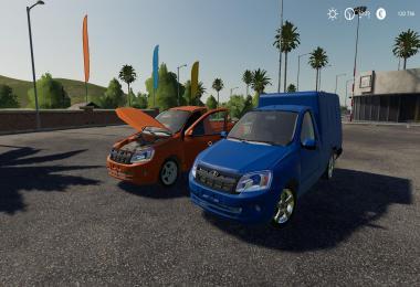 Lada Granta Pickup v1.0.0.0