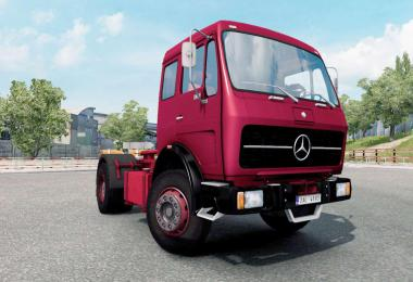 Mercedes-Benz NG 1632 v1.0