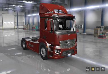 Mercedes Antos ATS 1.36