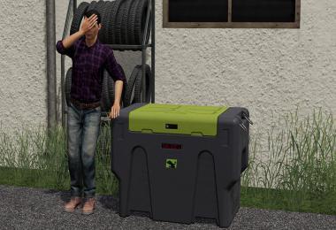 Mobile Fuel Tank v1.0.0.0