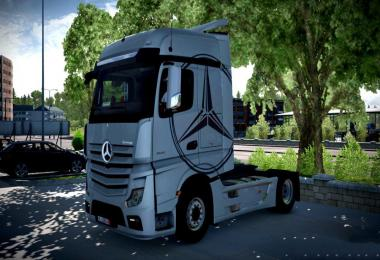 New ACTROS MP4 Sound v1.1 1.36.x